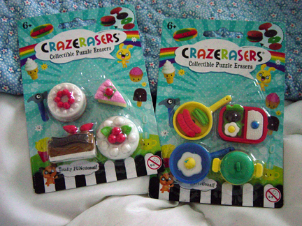 crazerasers